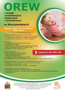 Plakat OREW